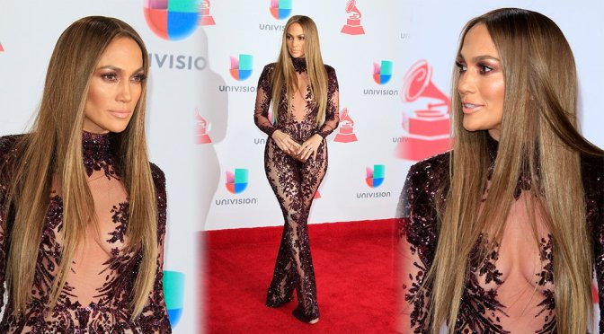 Jennifer Lopez - 17th Annual Latin Grammy Awards in Las Vegas