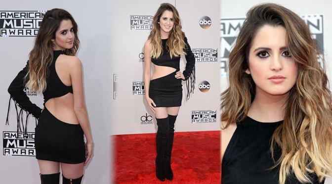 Laura Marano – 2016 American Music Awards in Los Angeles