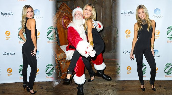 AnnaLynne McCord - Not For Sale Z Shoes Benefit