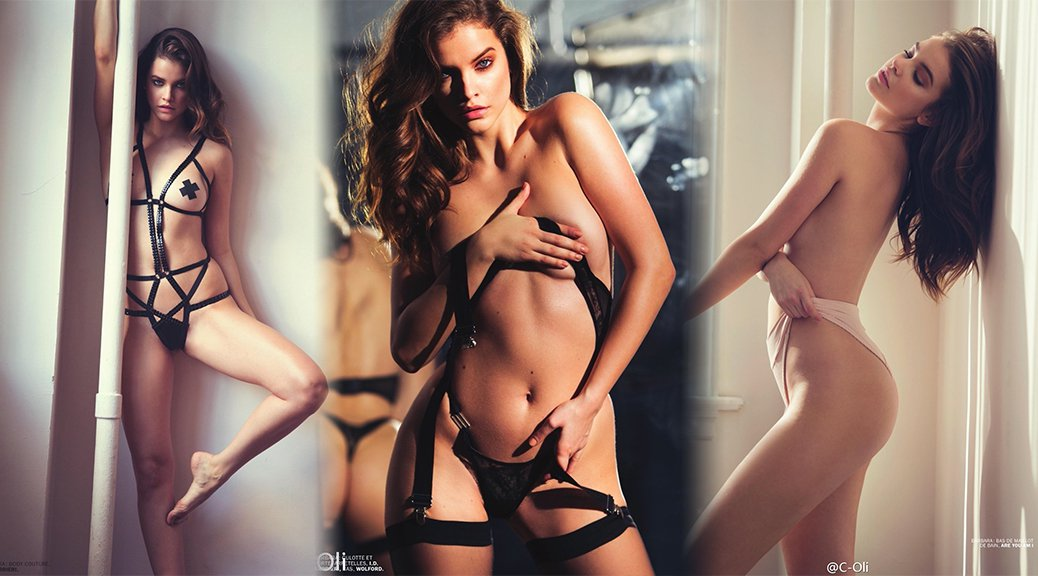 Barbara Palvin - LUI Magazine (December 2016)