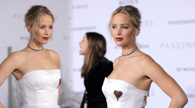 """Jennifer Lawrence – """"Passengers"""" Premiere in Westwood"""