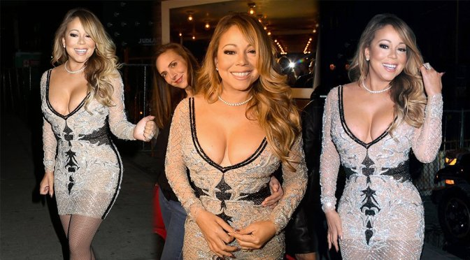 "Mariah Carey - ""Mariah's World"" Viewing Party in New York"