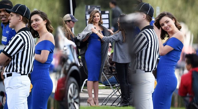 Miranda Kerr – Candids in Los Angeles
