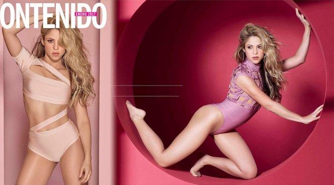 Shakira – Cosmopolitan Magazine (January 2017)