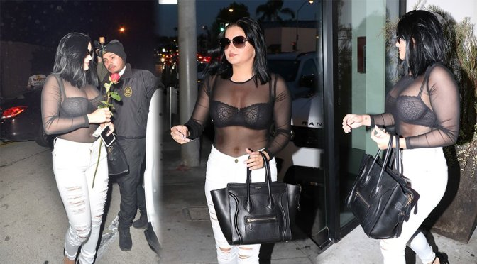 Ariel Winter – Candids in West Hollywood