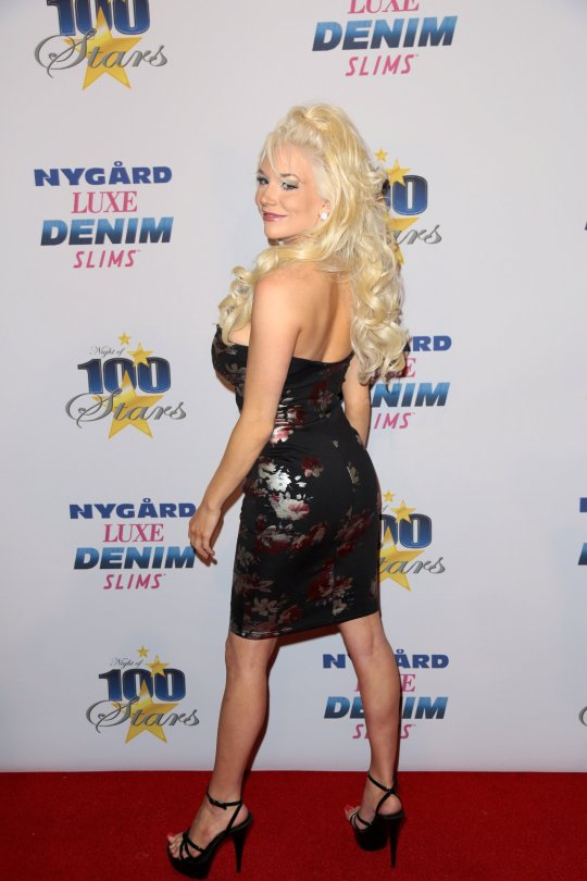 Courtney Stodden - 27th Annual Night Of 100 Stars Black