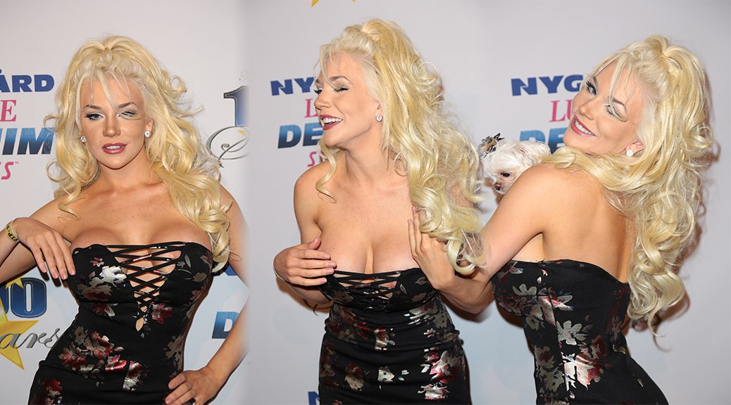 Courtney Stodden - 27th Annual Night of 100 Stars Black Tie Dinner