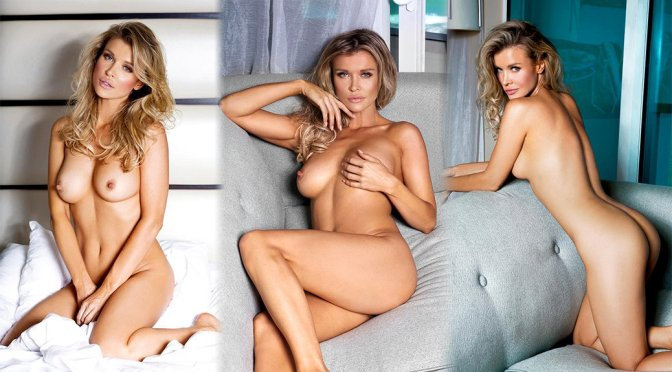 Joanna Krupa - Nude Photoshoot by Alessandra Fiorini