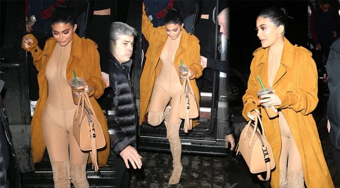 Kylie Jenner – Candids in New York