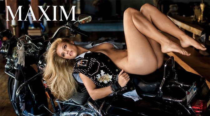 Nina Agdal – Maxim Magazine Photoshoot (March 2017)