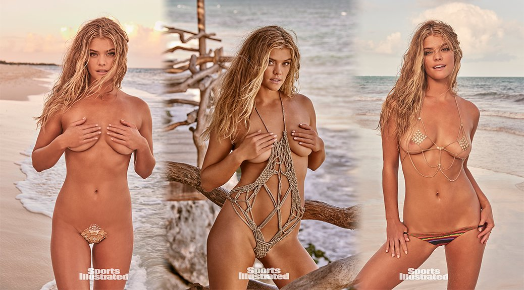 Nina Agdal - Sports Illustrated Swimsuit Issue 2017