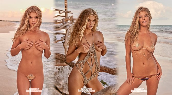 Nina Agdal – Sports Illustrated Swimsuit Issue 2017