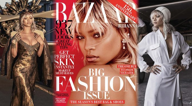 Rihanna – Harper's Bazaar Magazine (March 2017)