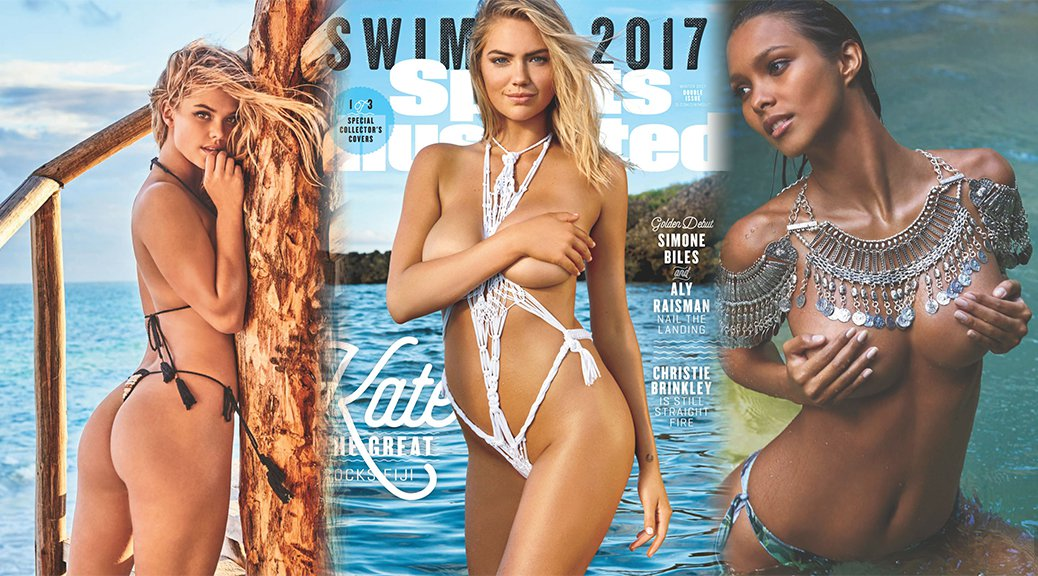 Various Celebs - Sports Illustrated Swimsuit Issue 2017