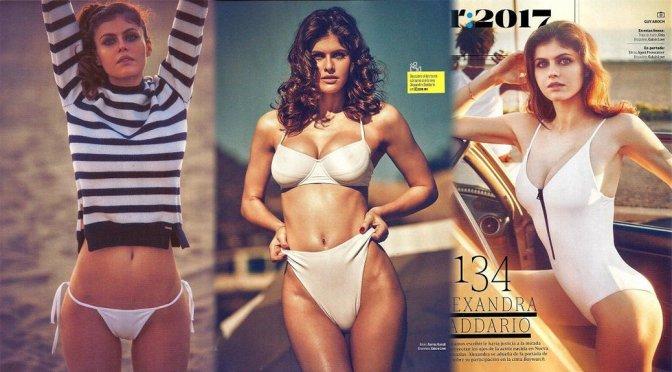 Alexandra Daddario – GQ Mexico Magazine (April 2017) (LQ)