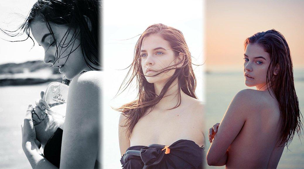 "Barbara Palvin - ""Sky di Gioia"" Photoshoot"