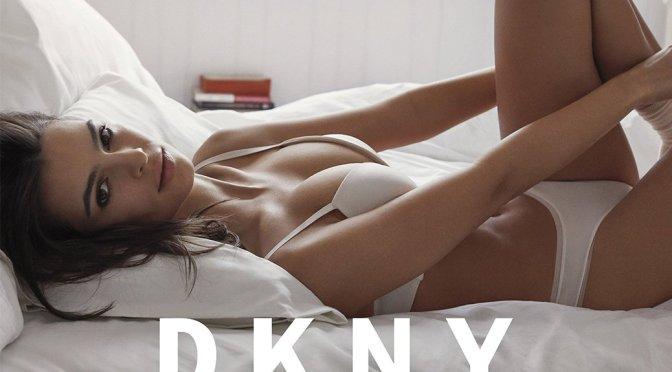 Emily Ratajkowski – DKNY Lingerie Photoshoot