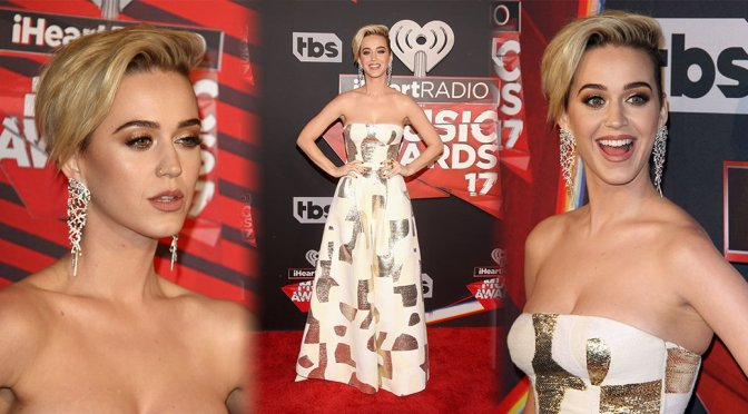 Katy Perry – iHeartRadio Music Awards in Los Angeles