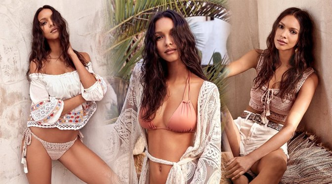 Lais Ribeiro – Free People Bikini Photoshoot
