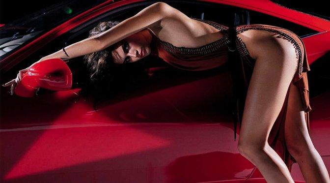 Sara Sampaio – GQ Italy Magazine Topless Photoshoot (March 2017)