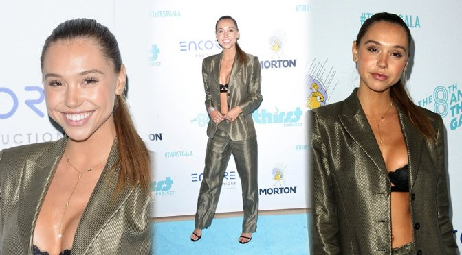 Alexis Ren – 8th Annual Thirst Gala in Beverly Hills