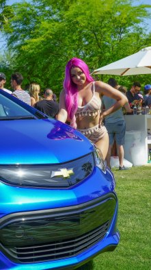 Ariel Winter - Bootsy Bellows Coachella Party sponsored by Chevy in Indio