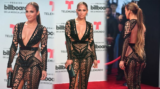 Jennifer Lopez – 2017 Latin Billboard Awards in Miami