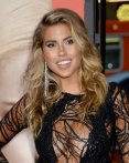 Kara Del Toro shows her beautiful body wearing sexy black dress