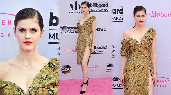 Alexandra Daddario – Billboard Music Awards in Las Vegas