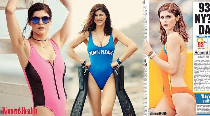 Alexandra Daddario – Women's Health Magazine Photoshoot (June 2017)