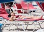 Alexandra Rodriguez | Bikini Candids in Miami Beach