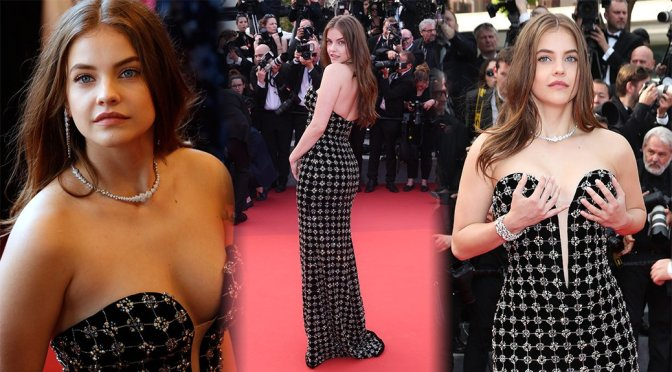Barbara Palvin – Anniversary Soiree in Cannes