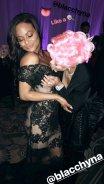 Christina Milian and Blac Chyna