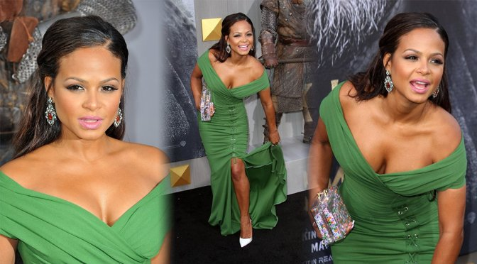 "Christina Milian – ""King Arthur: Legend Of The Sword"" Premiere in Hollywood"