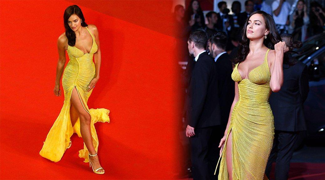 "Irina Shayk - ""Hikari"" Premiere in Cannes"