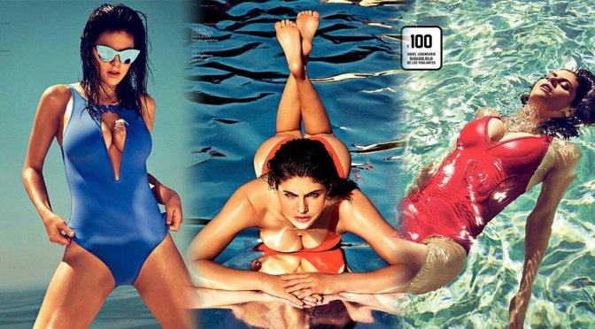 Alexandra Daddario – GQ Spain Magazine (July/August 2017)