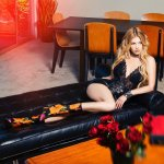 Chanel West Coast Sexy Lingerie