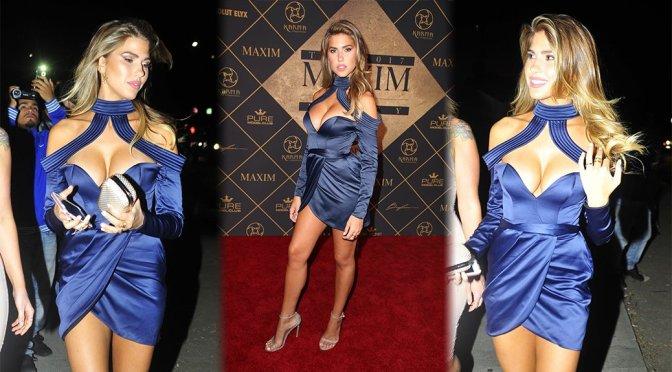 Kara Del Toro – Maxim Hot 100 Event in Hollywood
