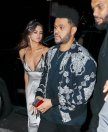 Selena Gomez Dressed for a night out on the town at Raos Restaurant in NYC