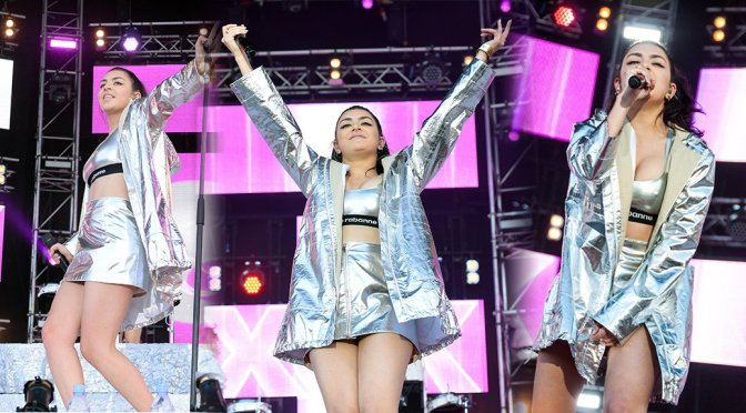 Charli XCX – MTV Crashes Plymouth Concert