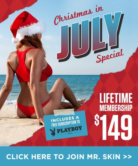 Mr. Skin Christmas in July Special