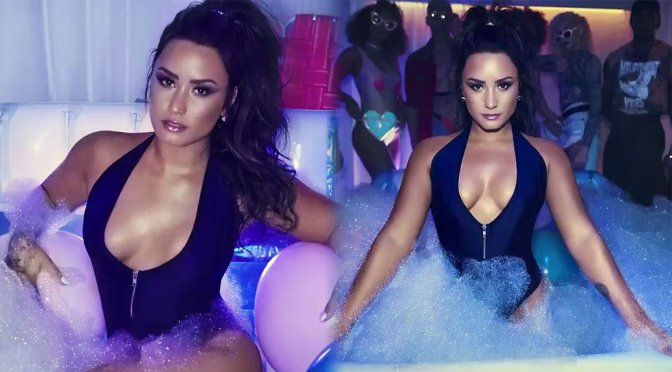 "Demi Lovato – ""Sorry Not Sorry"" Photoshoot by Dennis Leupold"