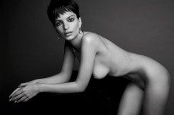 Emily Ratajkowski Naked (