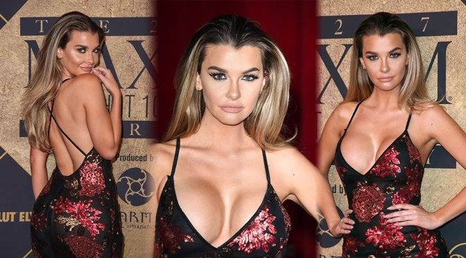 Emily Sears – 2017 Maxim Hot 100 Party in Los Angeles