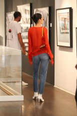 Kendall Jenner Braless Nips