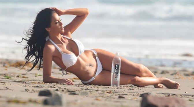 "Melissa Riso – ""138 Water"" Bikini Photoshoot in Malibu"