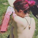 Bella Thoren Topless