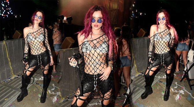 Bella Thorne – Billboard Hot 100 Festival in Wantagh City