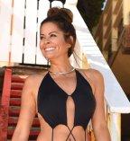 Brooke Burke Swimsuit Photoshoot