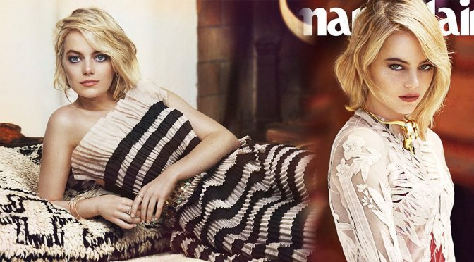 Emma Stone – Marie Claire Magazine Photoshoot (September 2017)